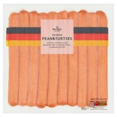 Morrisons German Frankfurters
