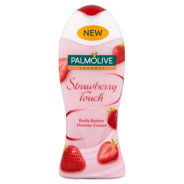 Palmolive Gourmet Strawberry Shower Cream