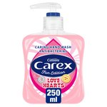 Carex Fun Edition Love Heart Liquid Soap