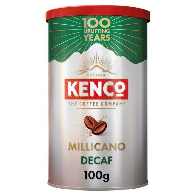 Kenco Millicano Americano Decaff Instant  Coffee