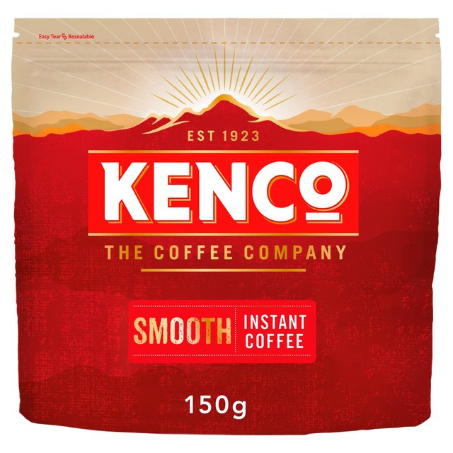 Kenco Smooth Refill Instant Coffee