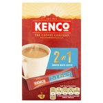 Kenco 2 in 1 Smooth White Instant Coffee 10 sachets