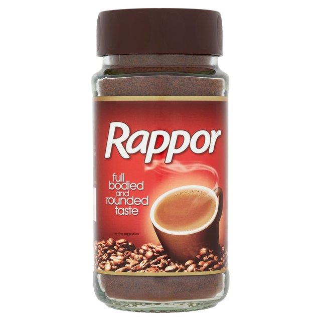 Rappor Instant Coffee Granules