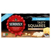Seriously Strong Spreadable Squares Lighter