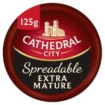 Cathedral City Extra Mature Spreadable Cheese
