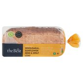Morrisons The Best Wholemeal Sunflower Seed & Spelt Farmhouse