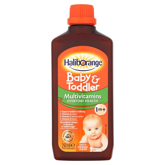 Haliborange Baby & Toddler Multivitamin Liquid