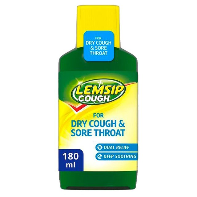 Dry Throat With Cough 49
