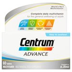 Centrum Advance Complete Multi Vitamins