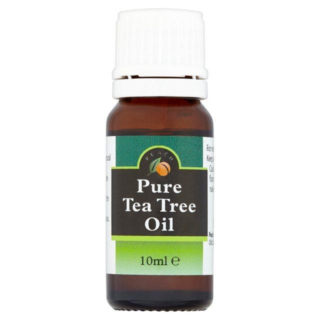 Peach Pure Tea Tree Oil