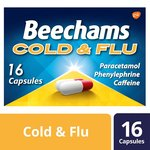 Beechams Cold & Flu Capsules