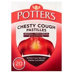 Potters Chesty Cough Pastilles