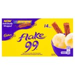 Cadbury Flake 99 Chocolate Bar 14 Pack