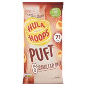 Hula Hoops Puft Beef Flavour