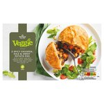 Morrisons 2 Spicy Chickpea Kale & Sweet Potato Pie