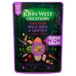 John West Creations Tuna With Wild Rice & Lentils