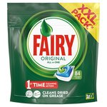 Fairy Original All In One Dishwasher Tablets