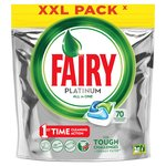 Fairy Platinum Dishwasher Tablets