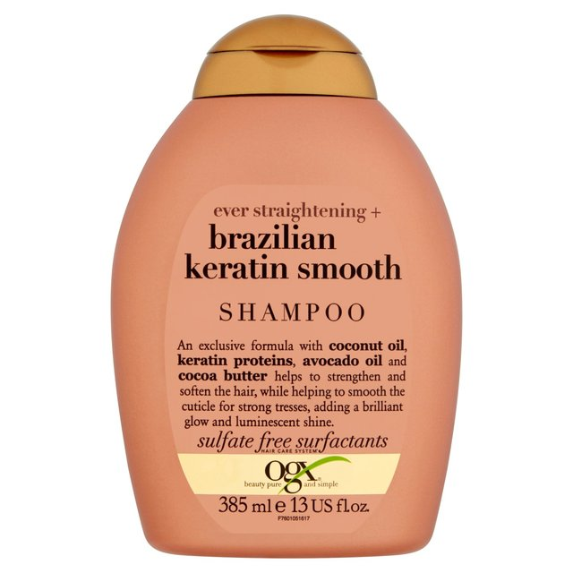 Brazilian coconut shampoo