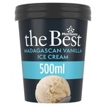 Morrisons The Best Madagascan Vanilla Ice Cream