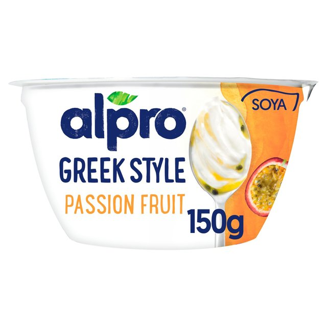 Alpro Go On Passionfruit Yogurt