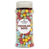 Morrisons Chocolate Dots Sprinkles