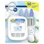 Ambi Pur 3Volution Cotton Fresh Plug in Starter Kit