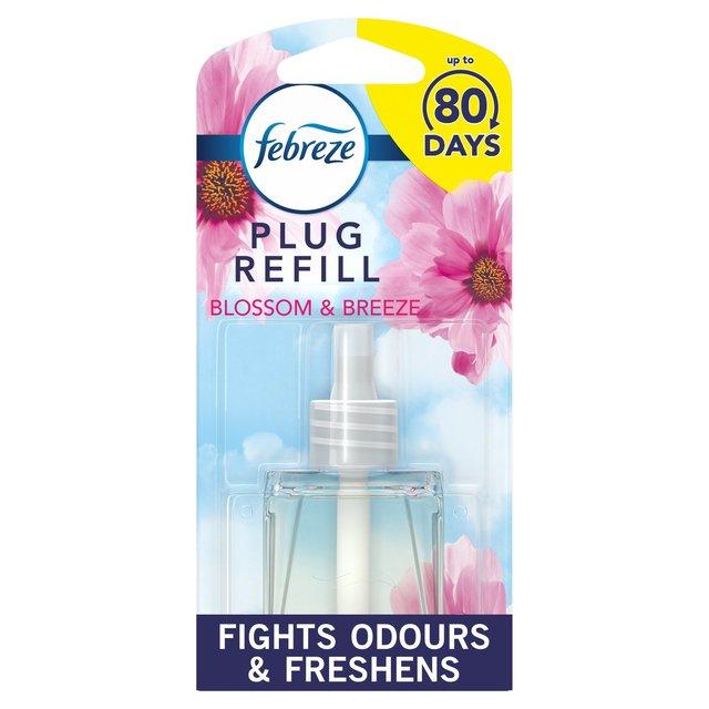 Febreze Air Freshener Blossom & Breeze Plug Refill