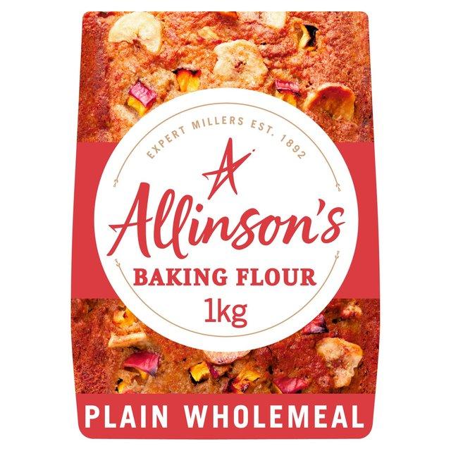 Allinson Plain Wholemeal Flour