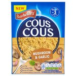 Batchelors Mushroom & Garlic Cous Cous