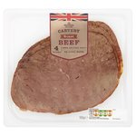Morrisons Carvery Roast Beef 4 Slices