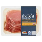 Morrisons The Best Old Fashion Cure Bacon 200G
