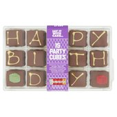 Say It With Cake Birthday Cake Cubes