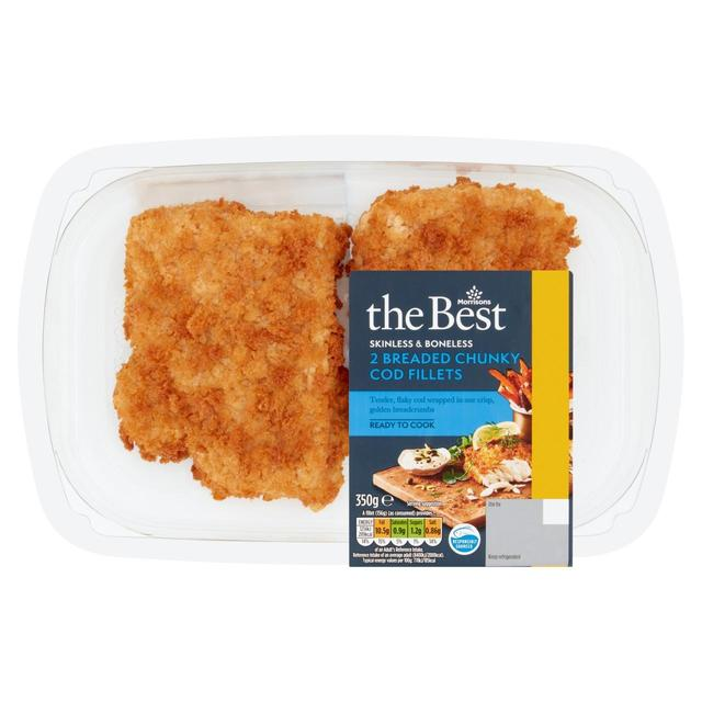 how to cook breaded cod fillets in oven