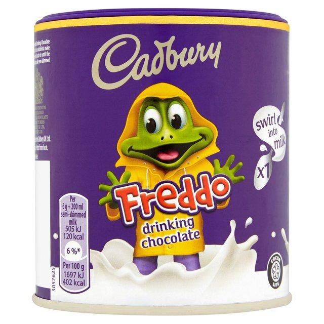 Hot Chocolate Recipe With Cadbury Drinking Chocolate