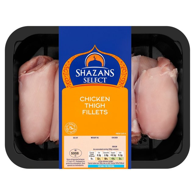Shazan Select HMC Chicken Thigh Fillet