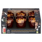 Morrisons The Best Mini Pots Au Chocolat