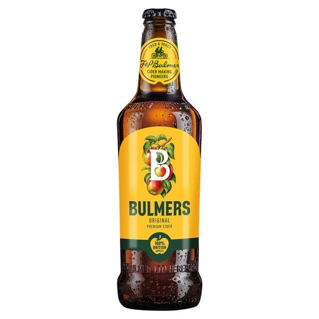 Bulmers Original Cider Bottle
