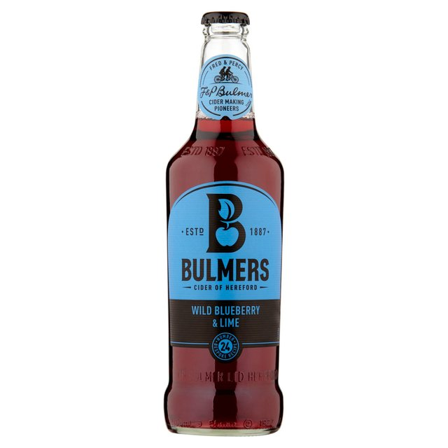 Bulmers Blueberry & Lime Cider