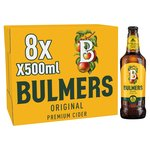 Bulmers Original Cider . Delivered Chilled