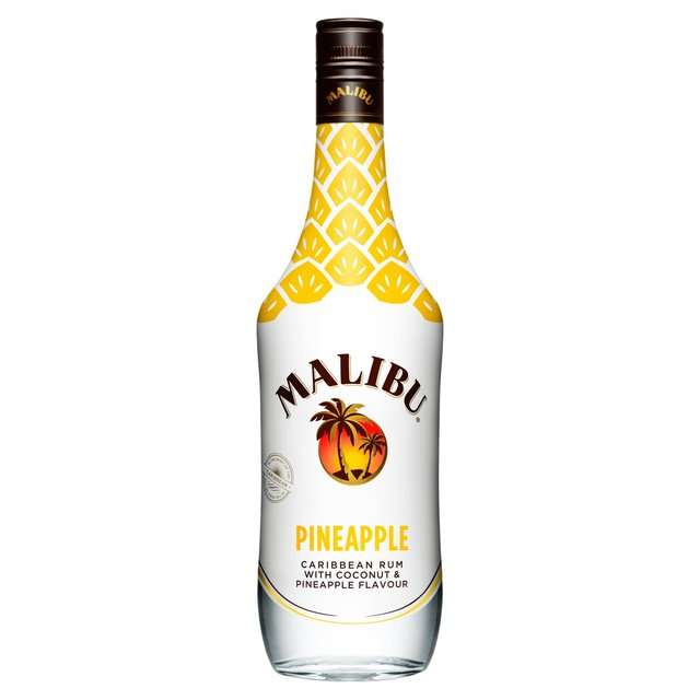 Morrisons Malibu Coconut Amp Pineapple Rum 70cl Product