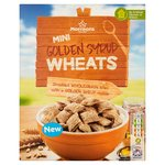 Morrisons Mini Golden Syrup Wheats