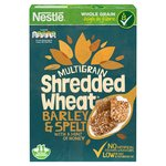 Shredded Wheat Barley & Spelt with a Hint of Honey