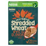Shredded Wheat Rye & Quinoa with Brown Sugar Flavour
