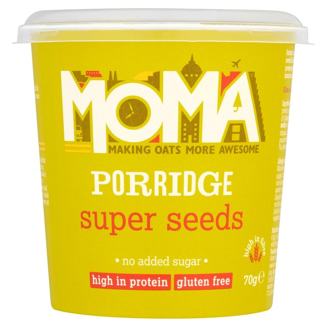 Moma Porridge Super Seeds