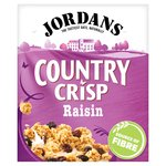 Jordans Country Crisp with Juicy Flame Raisins