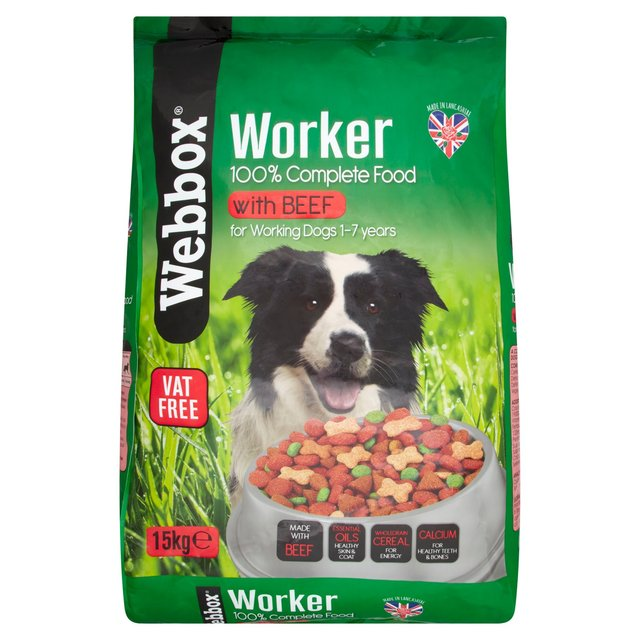 Webbox Natural Dog Food Reviews