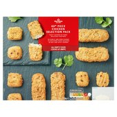 Morrisons Chicken Platter 60 Pieces