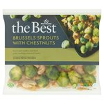 Morrisons The Best Sprouts With Chestnuts & Butter