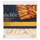 Morrisons The Best Honey Roast Parsnips